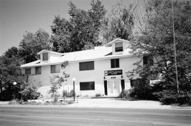 William Odell Tolman and the Thomas Tolman Family Organization and Genealogy Center