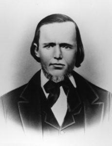 Judson Tolman son of Nathan and Sarah Hewitt Tolman.
