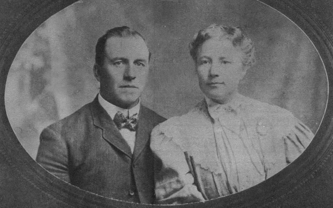 Phoebe Emerett Bates and Judson Isaac Tolman