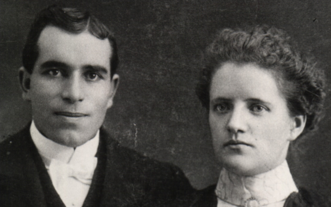 The Life of Hattie Naomi Tolman (1880-1956)
