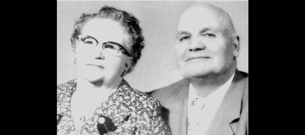 Parley Lambert and Lydia Vilate Tolman