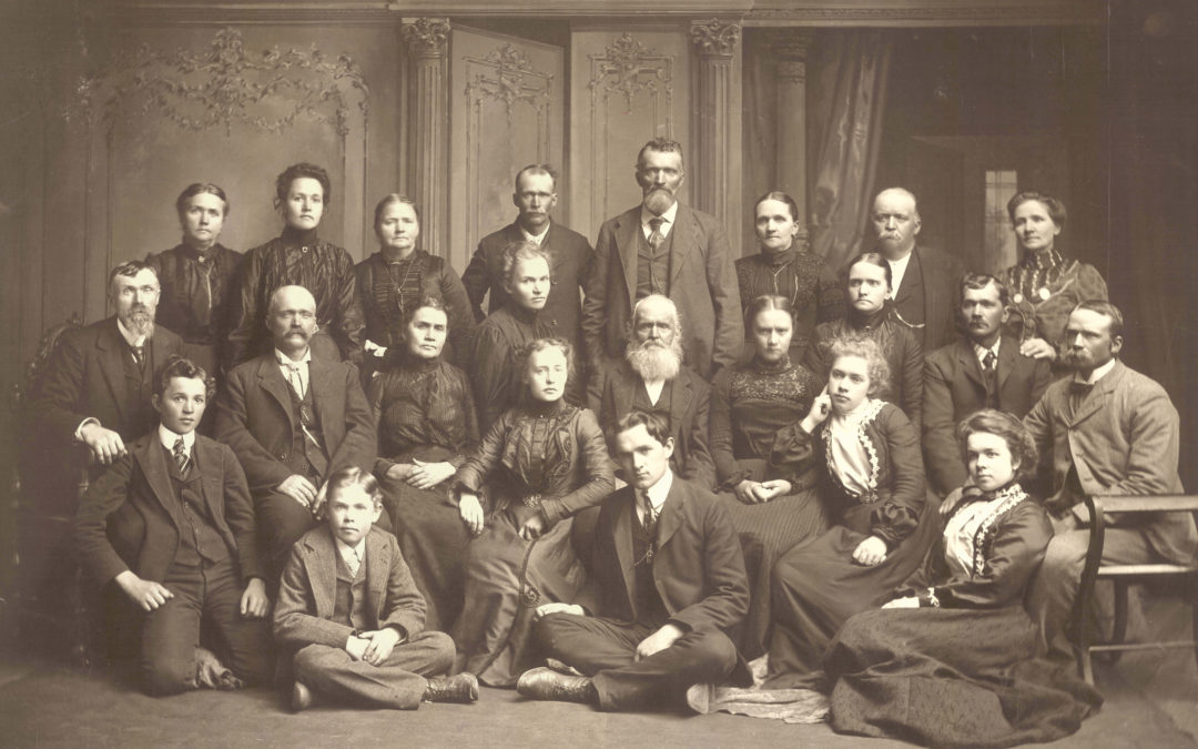 The Sons and Daughters of Judson Tolman