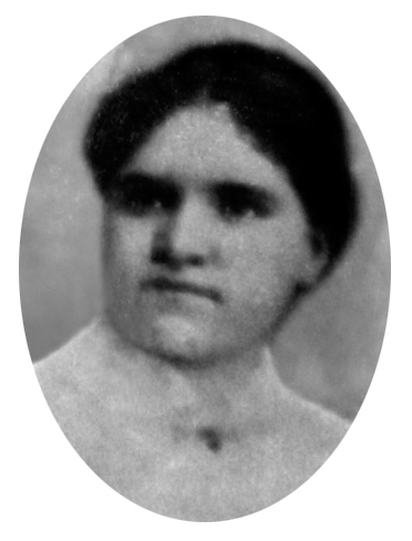 Martha Ann Tolman Barrus (1866-1919), Daughter of Cyrus and Margaret Eliza Utley Tolman