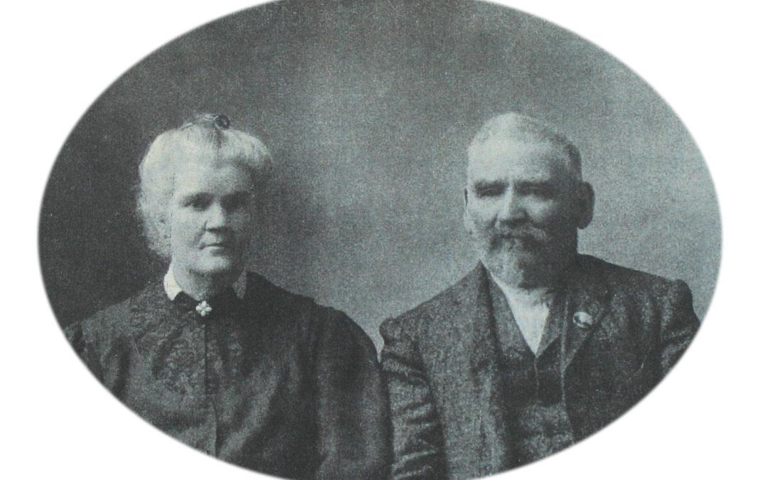 Alice Ann Tolman (1852-1922), Daughter of Cyrus and Alice Bracken Tolman