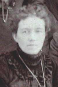 Minnie Elizabeth Tolman (1874-1956), Daughter of Cyrus and Alice Bracken Tolman