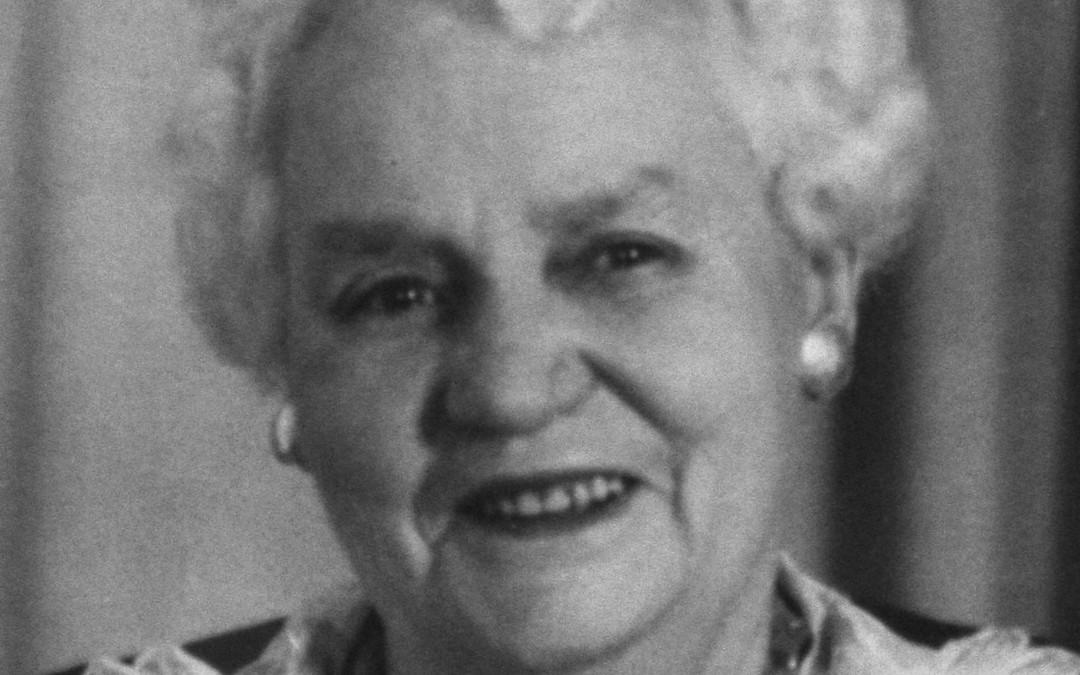 Maggie Bell Tolman Porter (1877-1969), Daughter of Cyrus and Margaret Eliza Utley Tolman