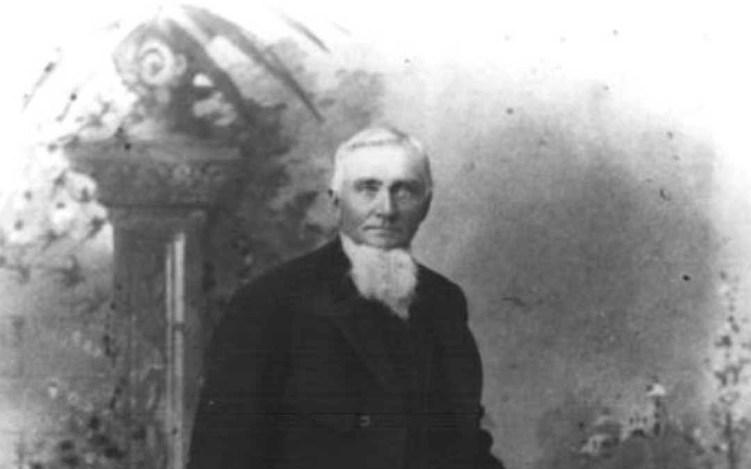 History of Cyrus Tolman (1820-1890)