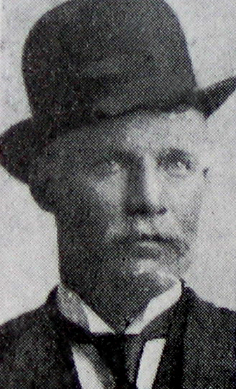 Franklin Gray Tolman (1869-1946), Son of Cyrus and Margaret Eliza Utley Tolman