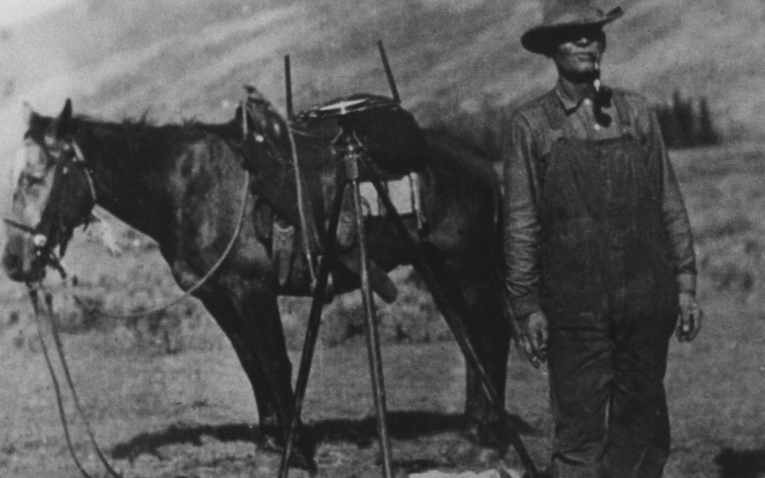 Little John Tolman (1861-1918), Son of Cyrus and Margaret Eliza Utley Tolman