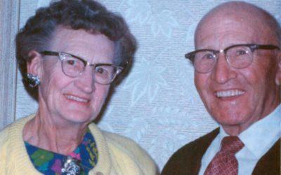 A Brief History of Royal Clifford Tolman and Goldie Adams