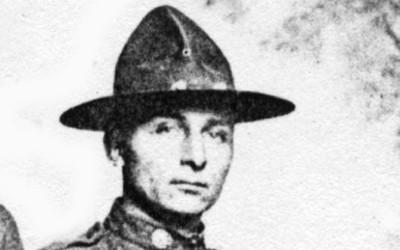 Cyrus Carleon Tolman-WWI History