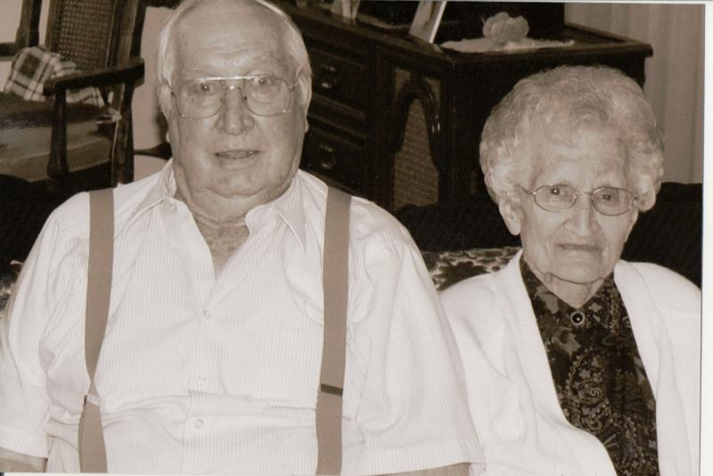 Lova Mae Tolman (1919-2010): Tributes from her grandchildren