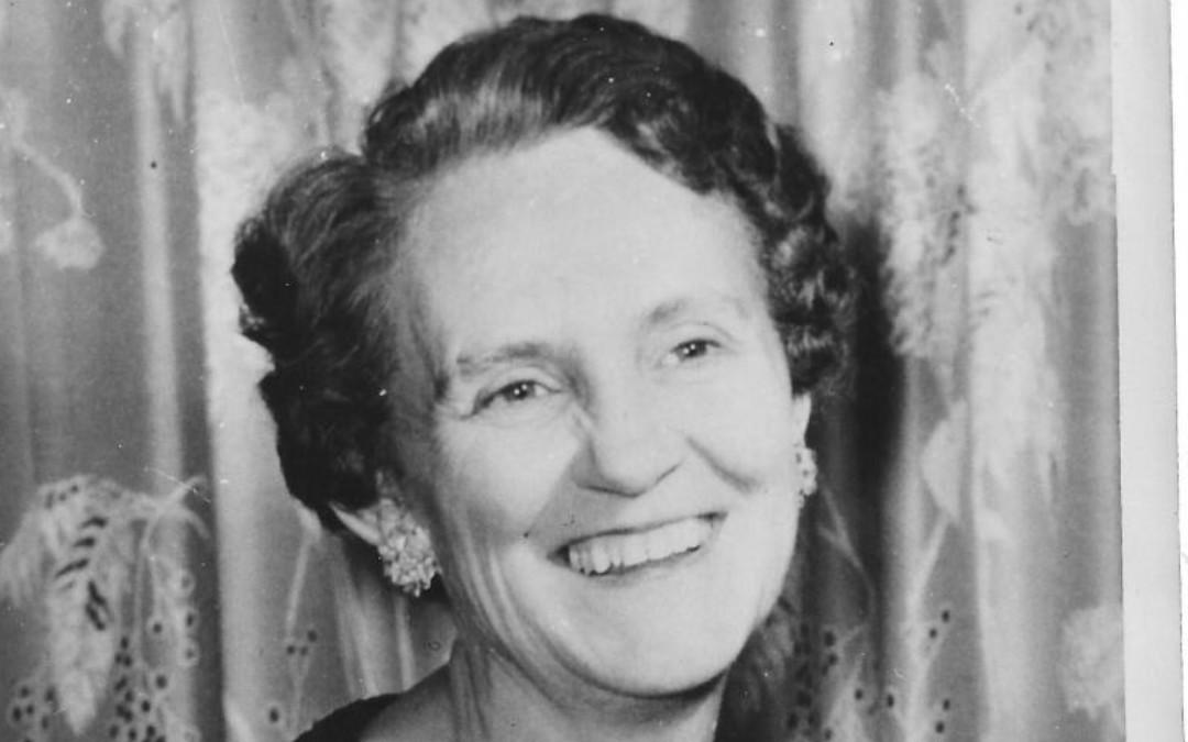 Autobiography of Lucille Morgan Tolman