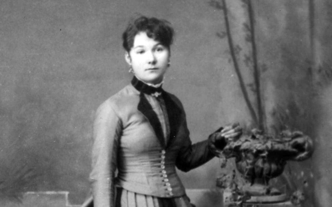 Mary Ellen Cahoon (1870-1952)