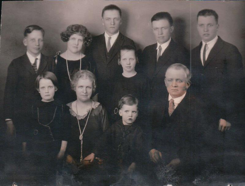 History of Wilford Hatch Tolman