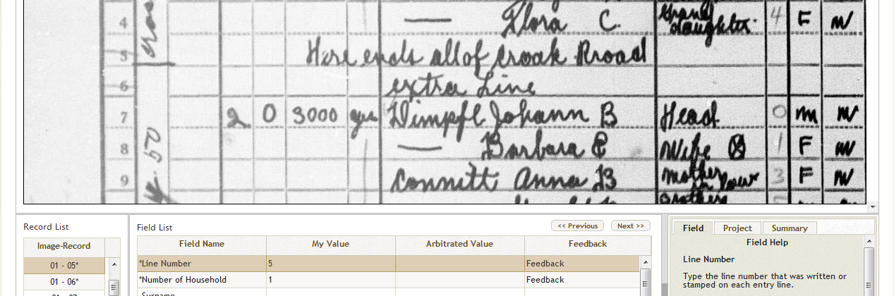 TTFO Indexing Group Now Available on FamilySearch