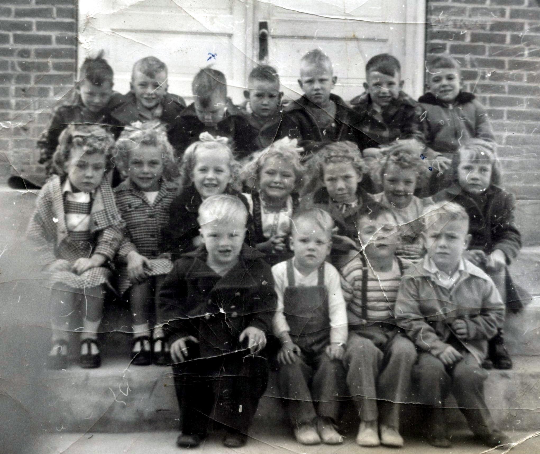 Marion Ward Primary Children