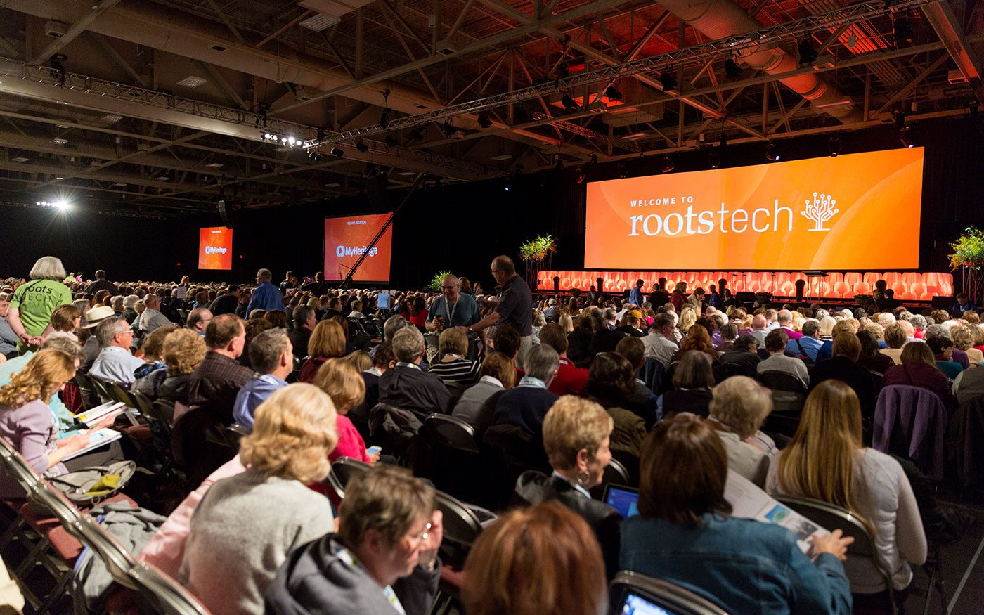 RootsTech 2017: The Disneyland of Family History